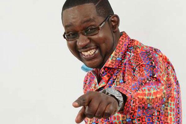 Comedian Daniel Ndambuki, popularly known as Churchill. PHOTO | COURTESY