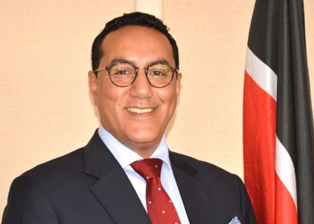 Image result for Tourism CS Najib Balala appointed new chair of UNTWO commission for Africa