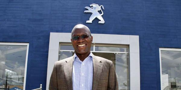 Urysia's managing director Claude Mwende. PHOTO   FILE
