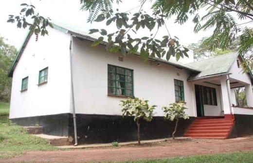 Kenyatta House Maralal