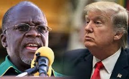 Tanzania and Nigeria among countries on Trump's US travel ban