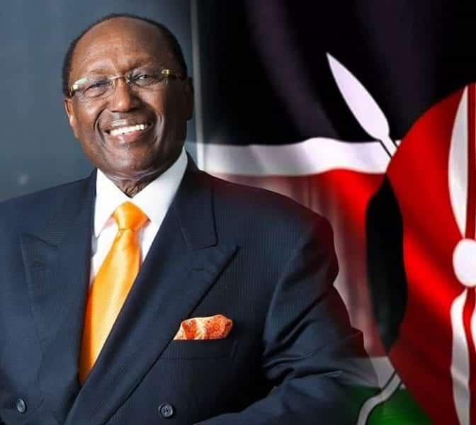 Kenyan Billionaire Businessman Chris Kirubi Dies At Age 80